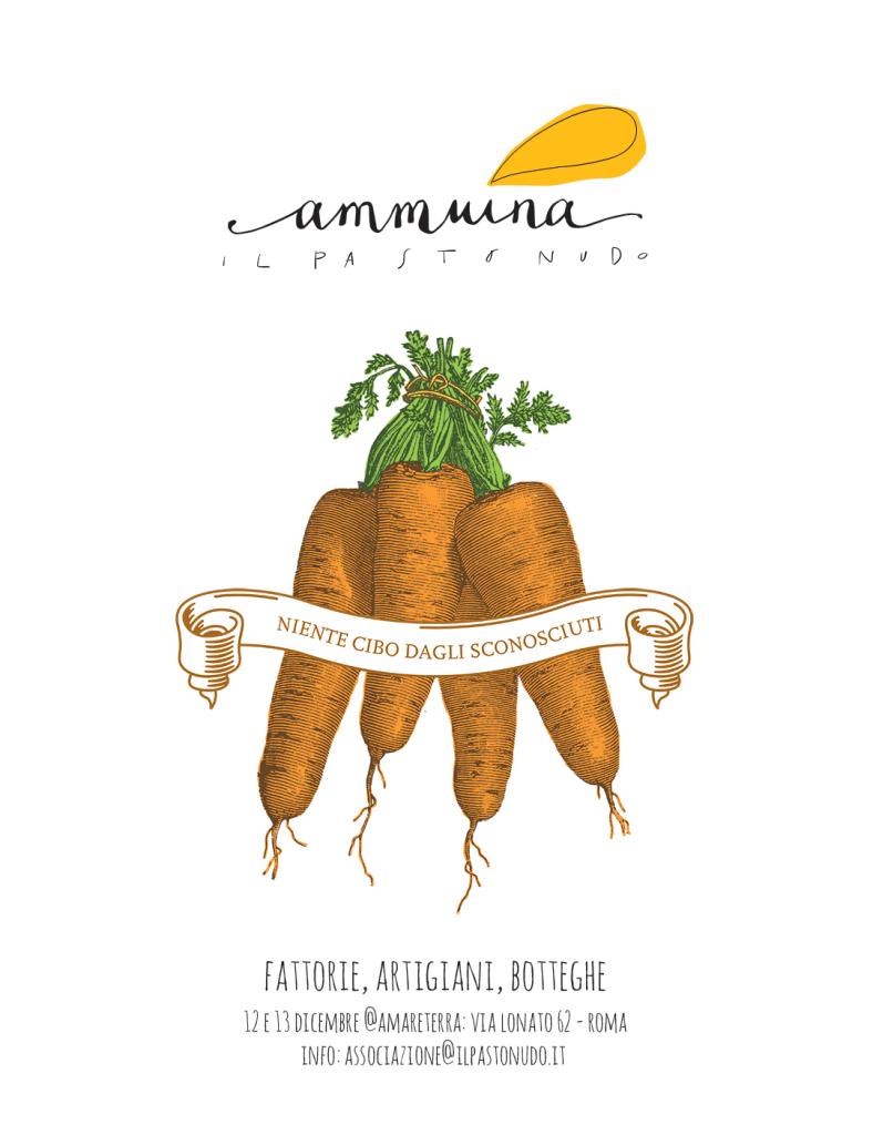 Ammuina: niente cibo dagli sconosciuti (tantomeno le carote)